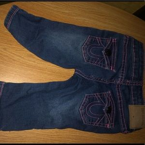 TRUE RELIGION (infant jeans) 6M